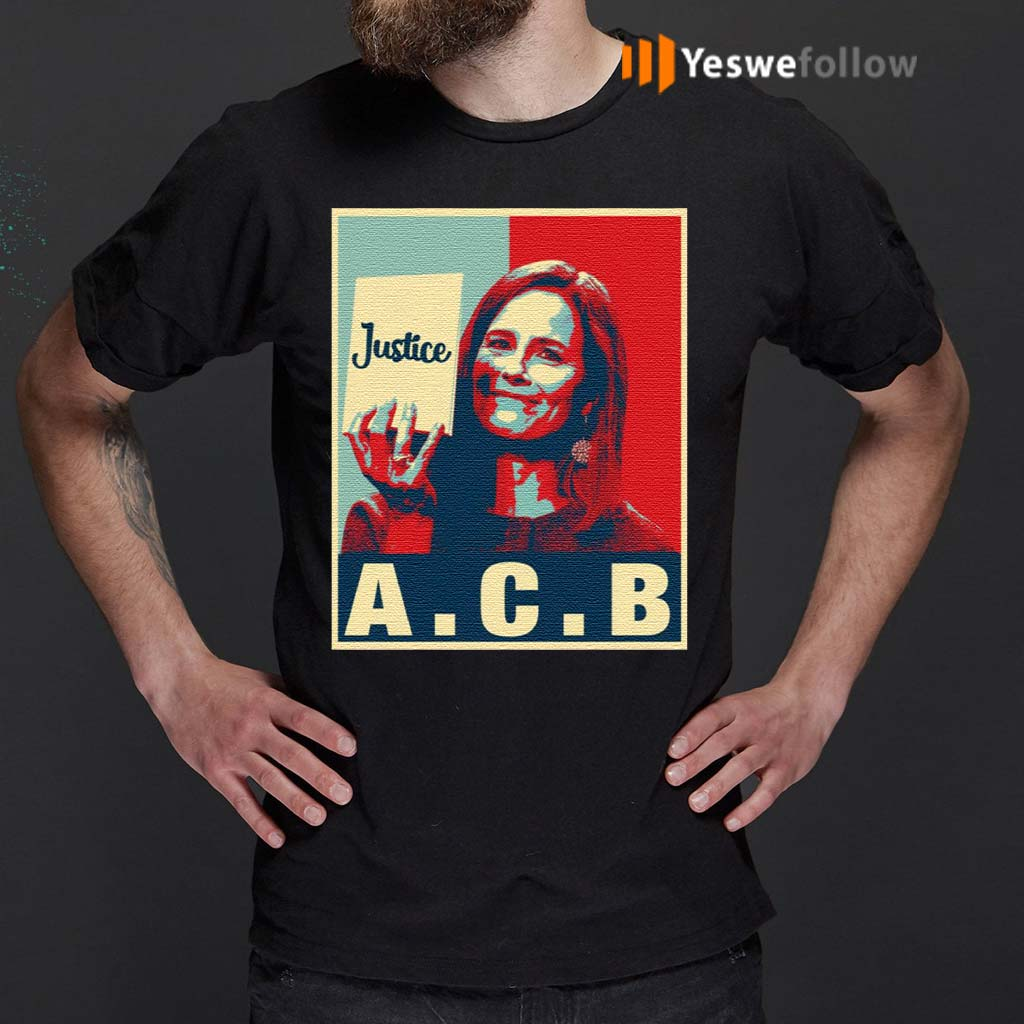 Amy-Coney-Barrett-Justice-ACB-T-Shirts