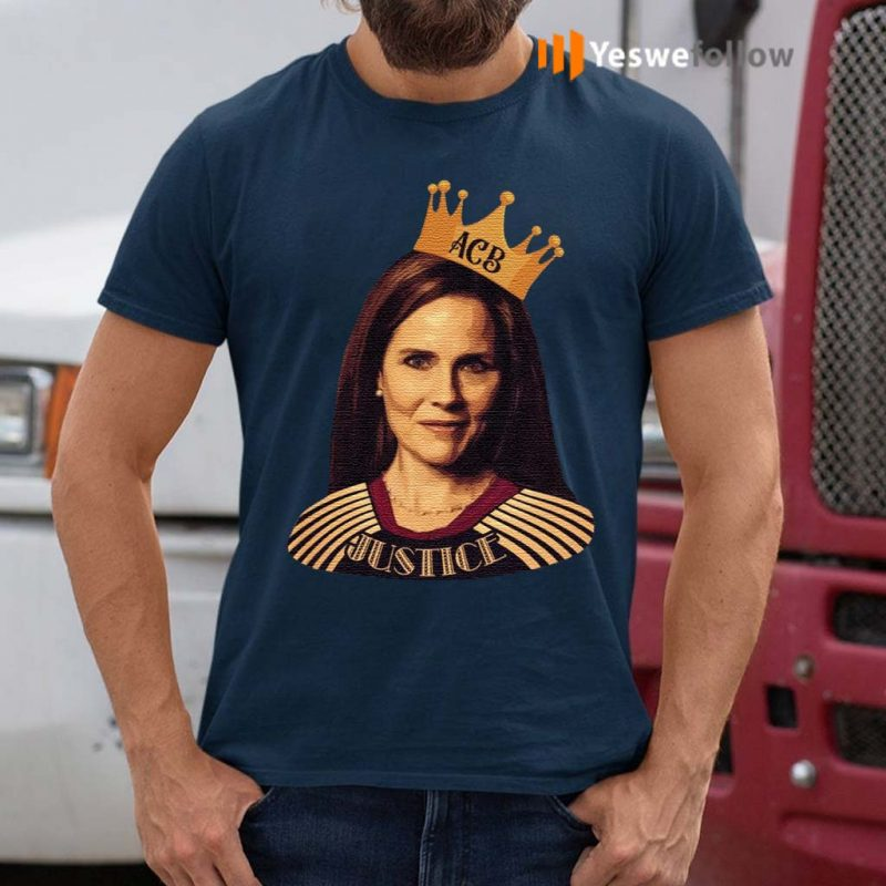 Amy-Coney-Barrett-Justice-T-Shirt