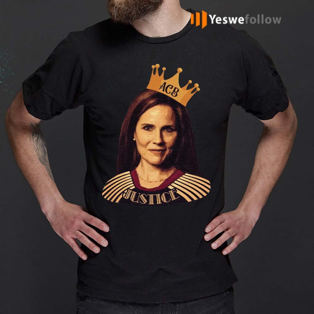 Amy-Coney-Barrett-Justice-T-Shirts