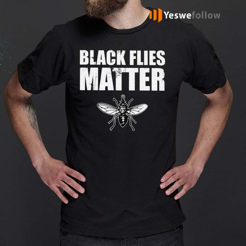 Black-Flies-Matter-Shirts