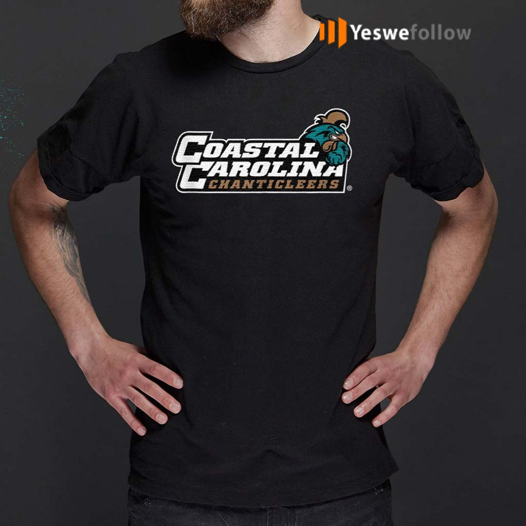 Coastal-Carolina-University-Chanticleers-T-Shirts