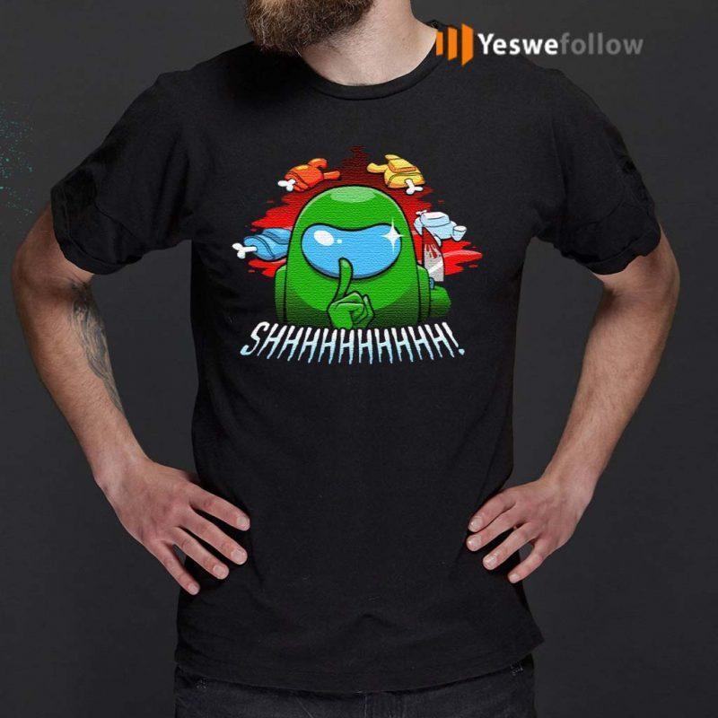 Cool-Among-Us-SHHHHHH!-Shirt