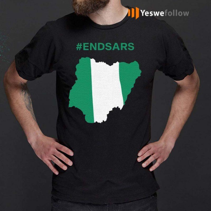 EndSARS-Shirt