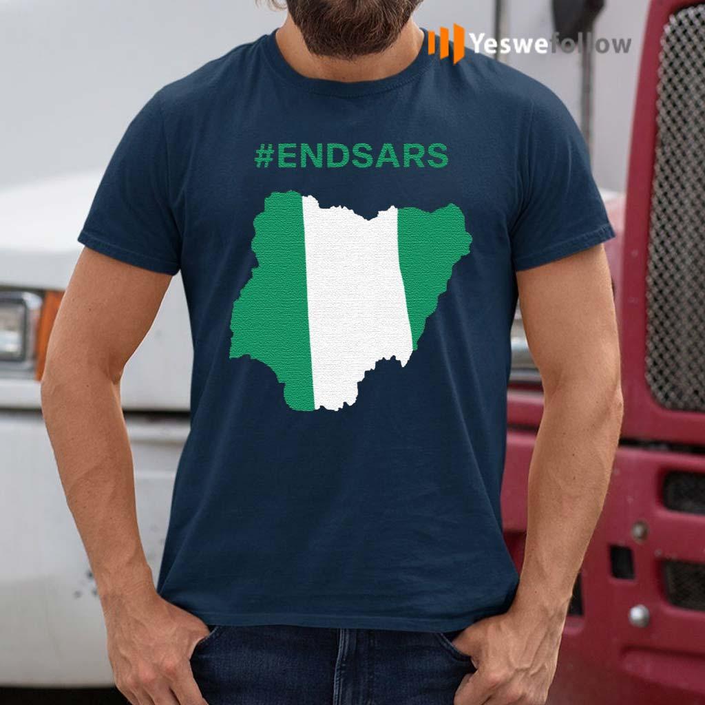 EndSARS-Shirts
