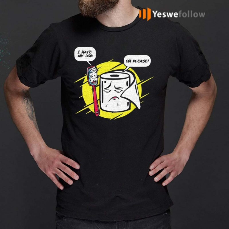 Funny-Toothbrush-Toilet-Paper-Humorous-Conversation-T-Shirts
