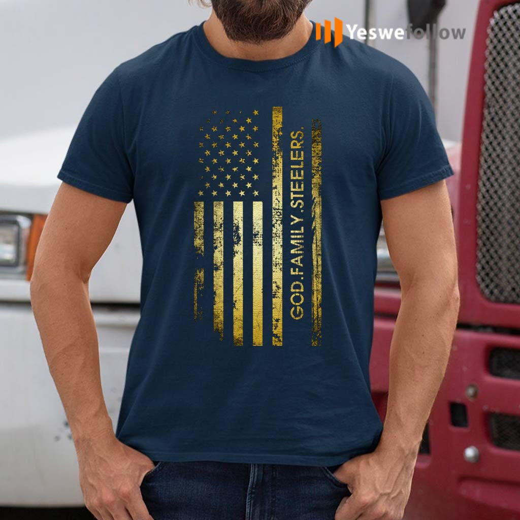 God-Family-Badass-Veteran-T-Shirt