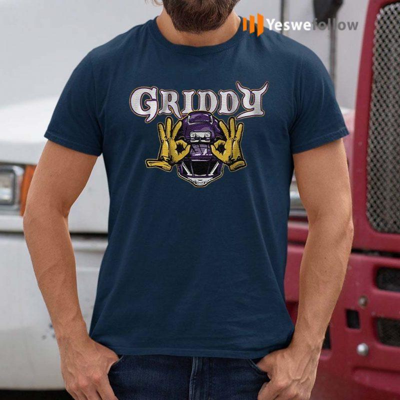 Griddy-Minnesota-T-Shirts