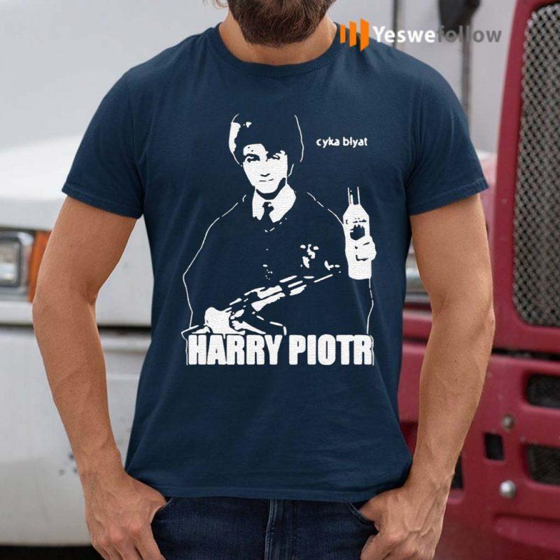 Harry-Piotr-Cyka-Blyat-Shirt
