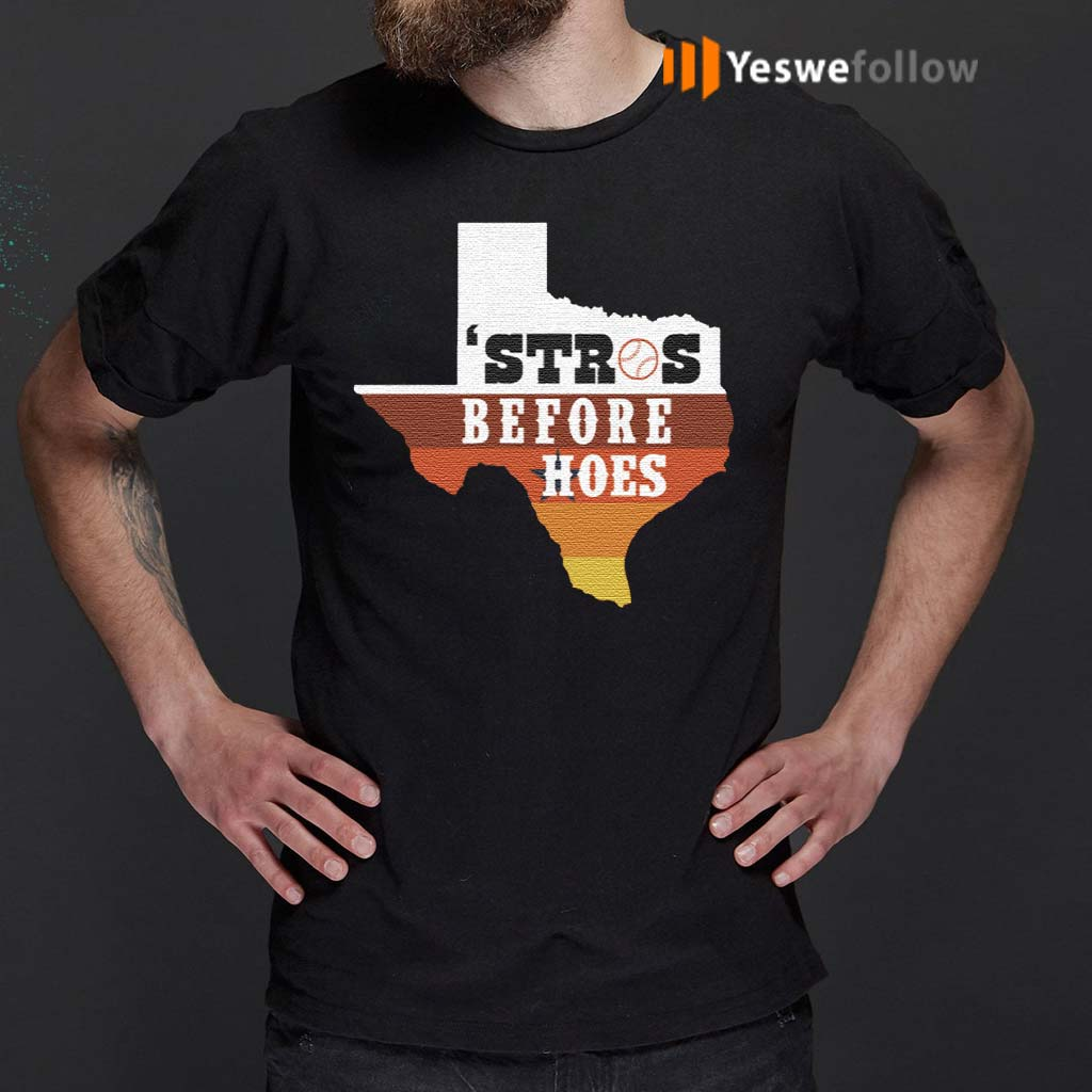 Houston-Astros-Texas-Stros-Before-Hoes-T-Shirts