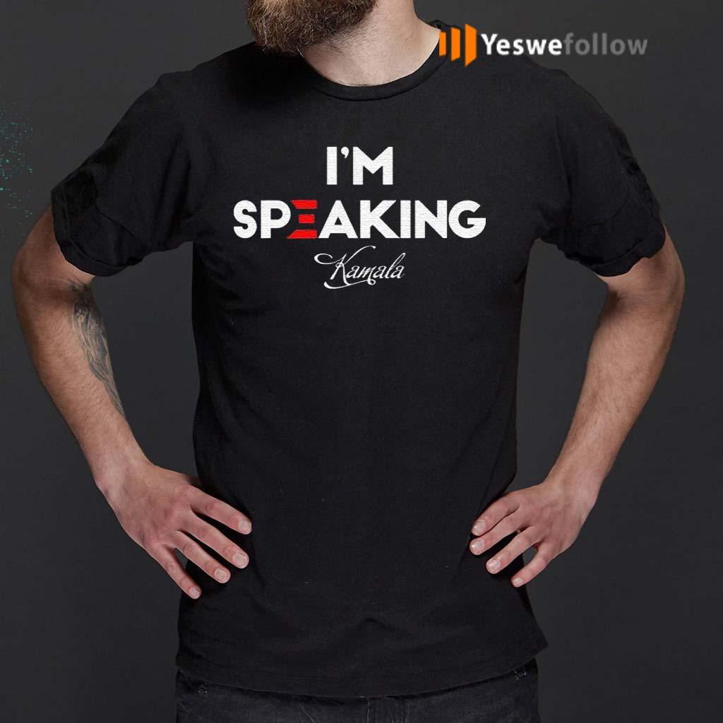 I'm-Speaking-VP-Kamala-Harris-T-Shirts