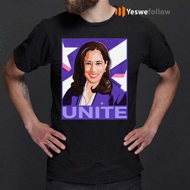 Kamala-Harris-Unite-2020-T-Shirts