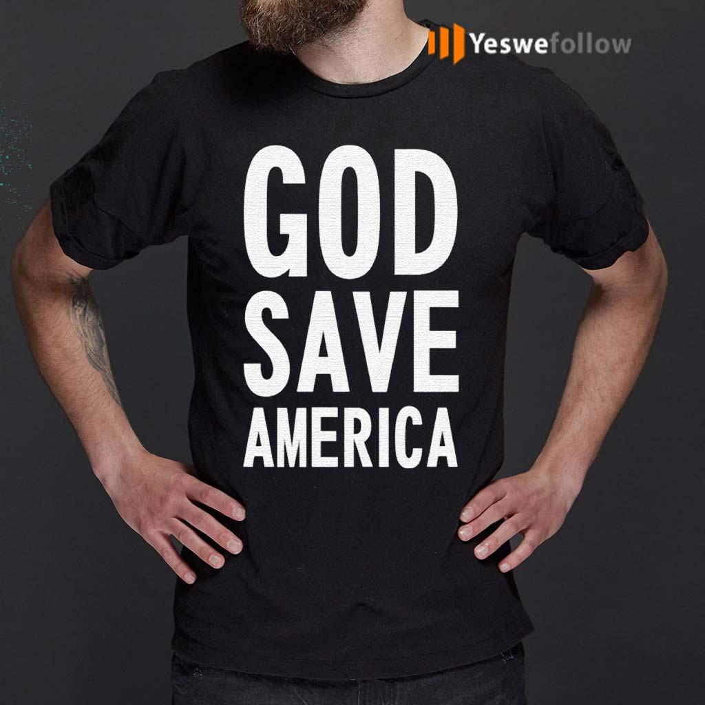 Kanye-West-God-Save-America-Shirt