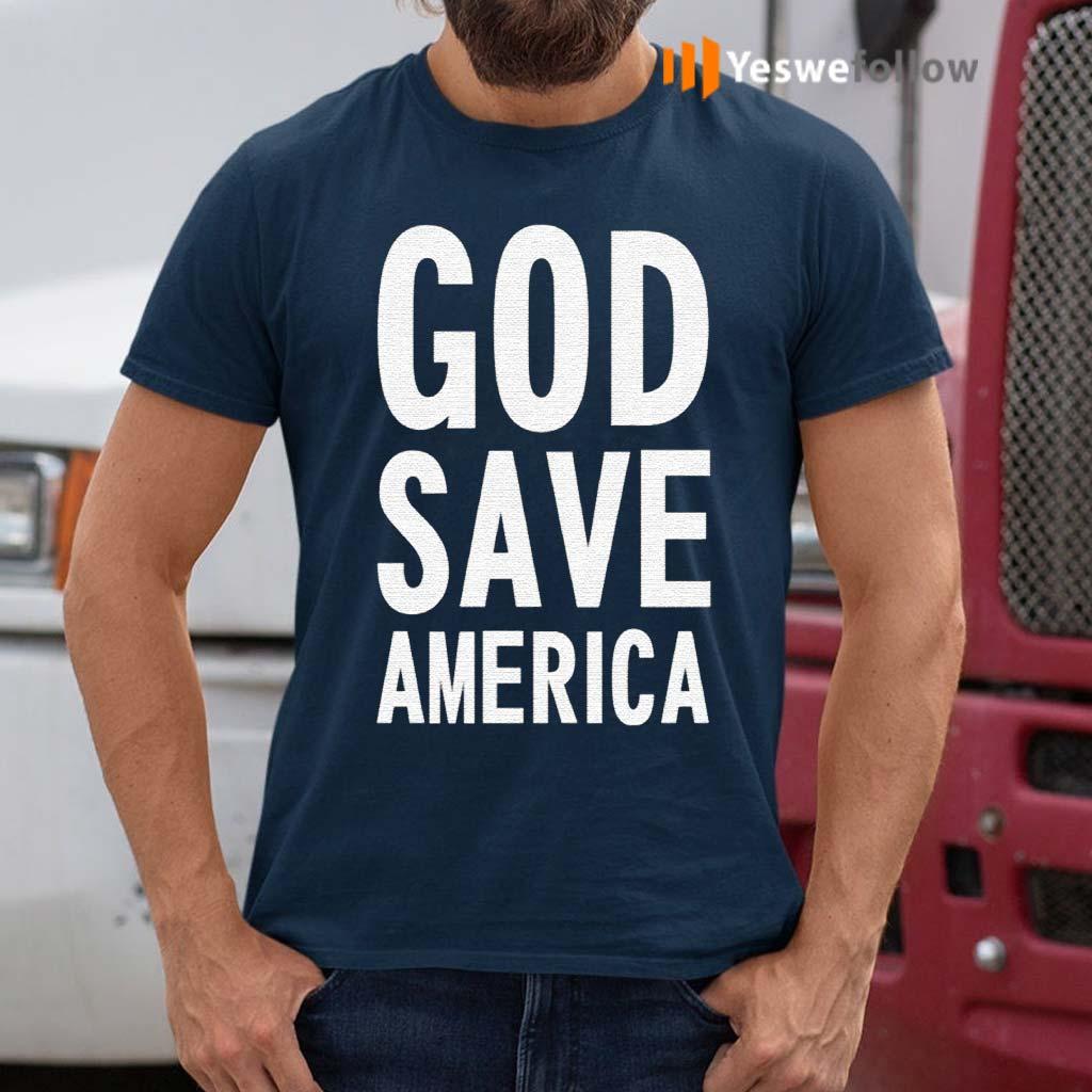 Kanye-West-God-Save-America-Shirts