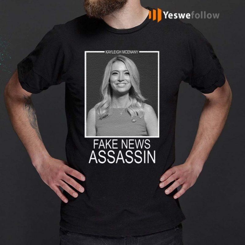 Kayleigh-Mcenany-Fake-New-Assassin-Shirt