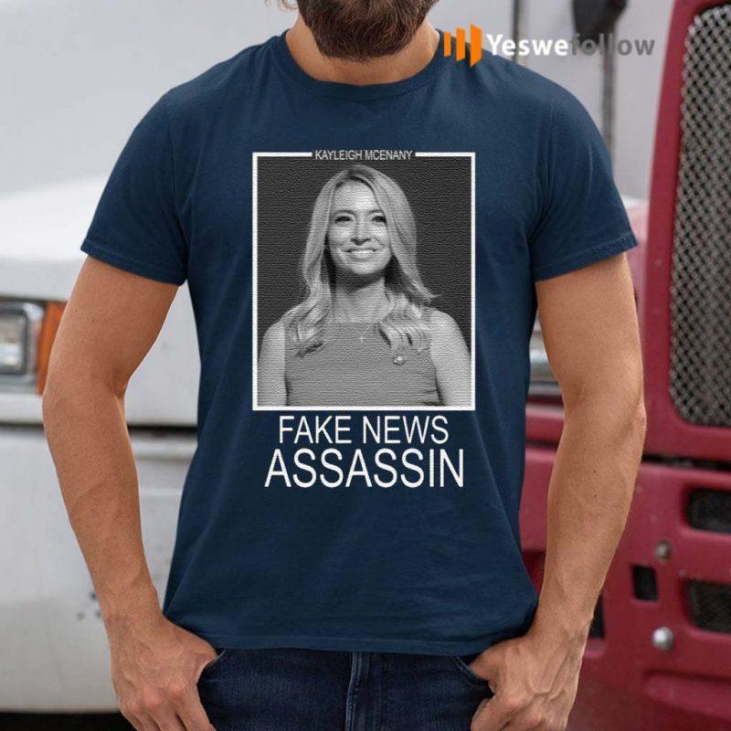 Kayleigh-Mcenany-Fake-New-Assassin-Shirts