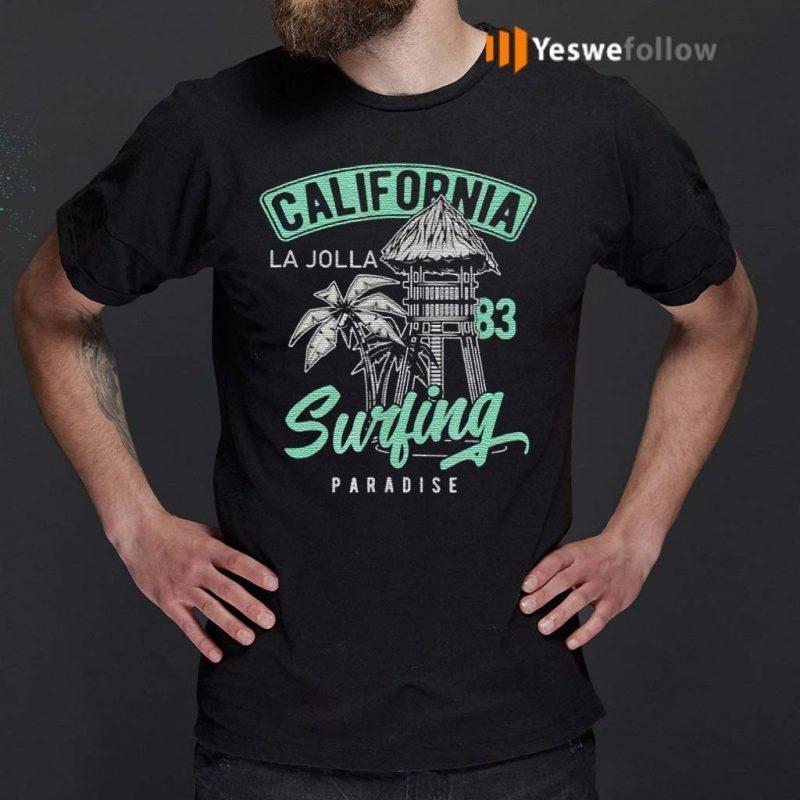 La-Jolla-Vintage-Retro-70S-80S-T-Shirt