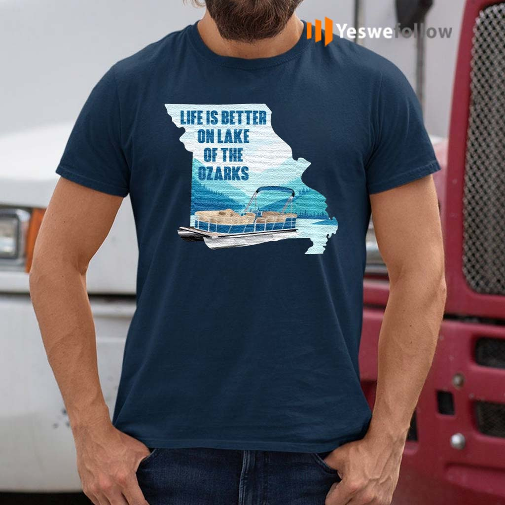 Life-Is-Better-On-Lake-Of-The-Ozarks-T-Shirt
