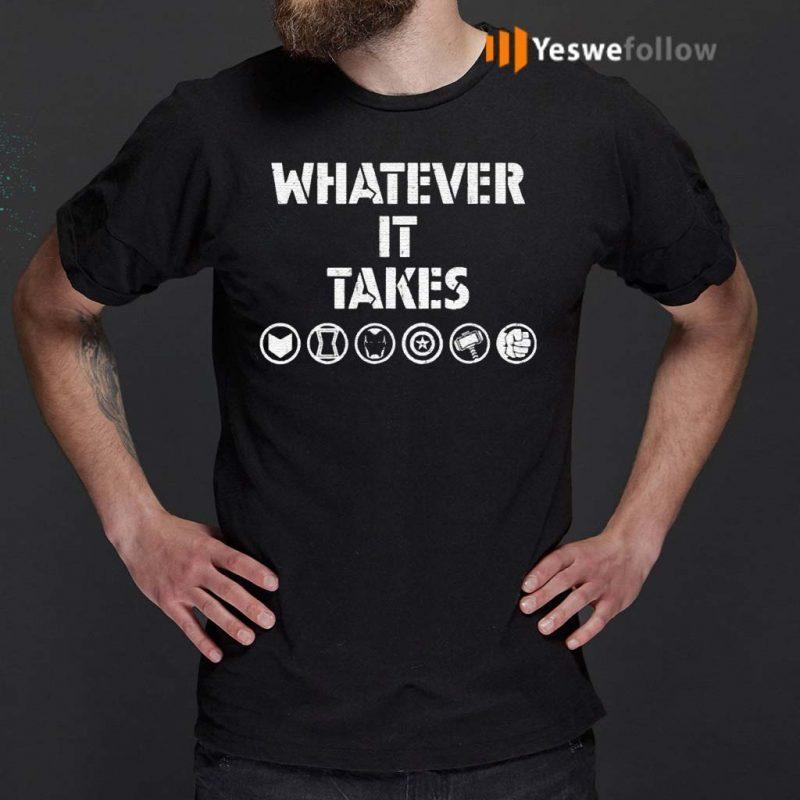 Marvel-Avengers-Endgame-Whatever-It-Takes-T-Shirts