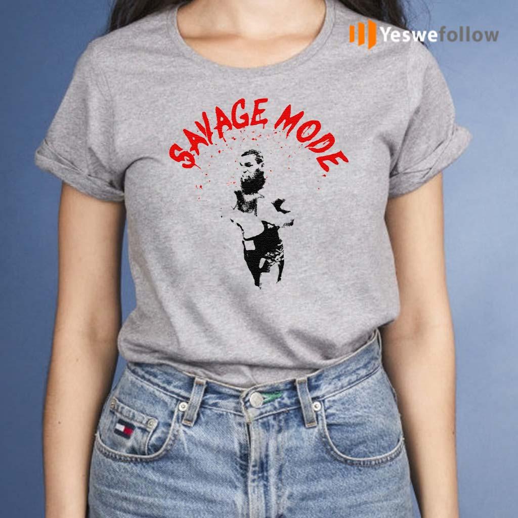 Mike-Tyson-Savage-Mode-Shirt