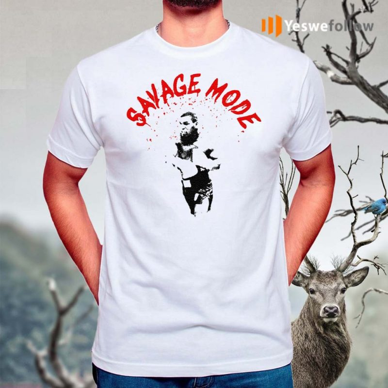 Mike-Tyson-Savage-Mode-Shirts