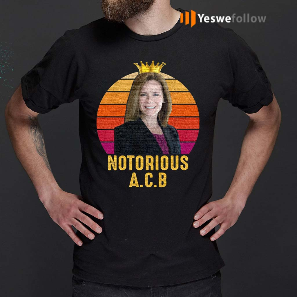 Notorious-A.C.B-Amy-Coney-Barrett-Vintage-Shirt