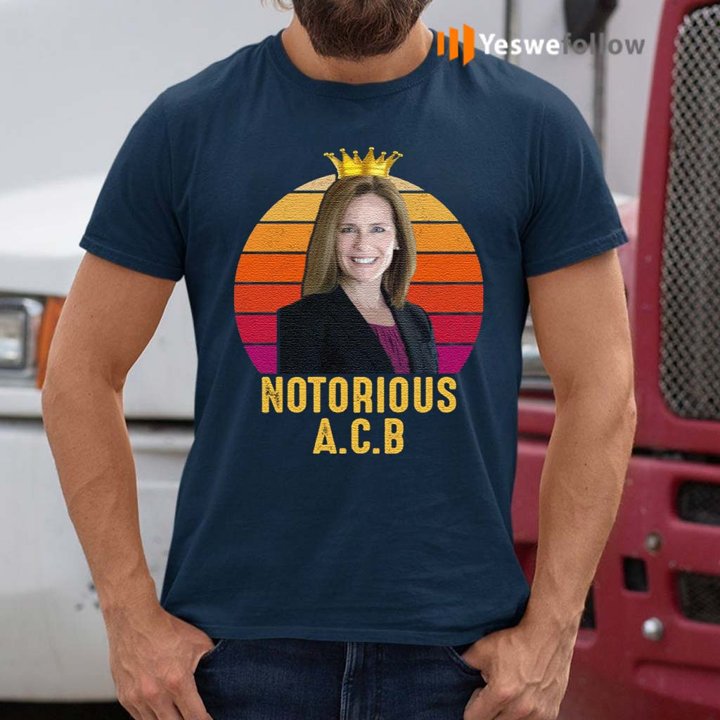 Notorious-A.C.B-Amy-Coney-Barrett-Vintage-Shirts