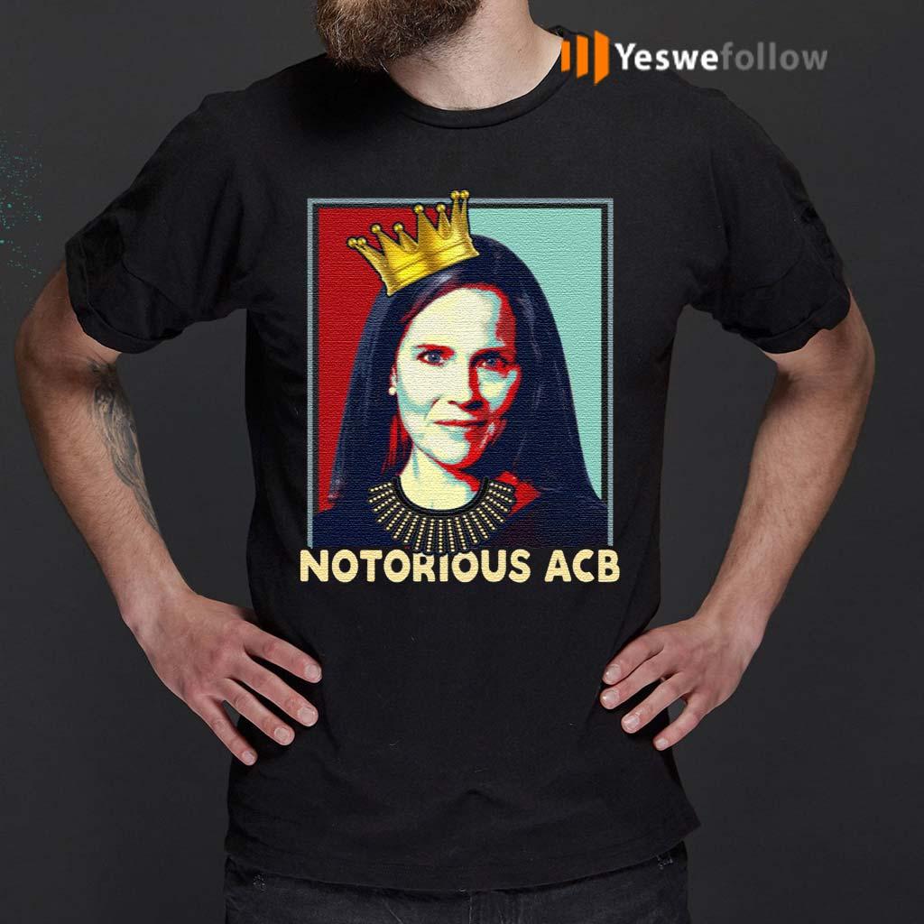 Notorious-ACB-Amy-Coney-Barrett-Hope-T-Shirts