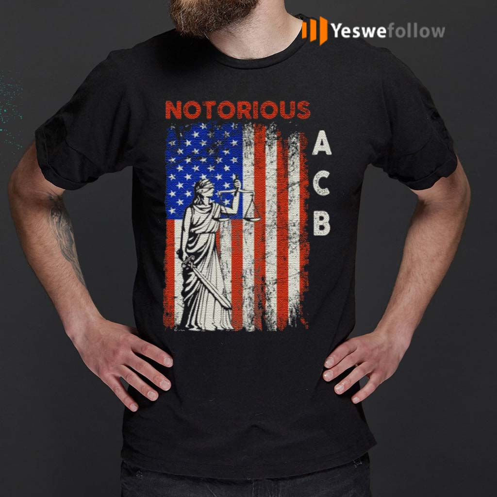 Notorious-ACB-Amy-Coney-Barrette-Supreme-Court-Lady-Justice-Republican-T-Shirts