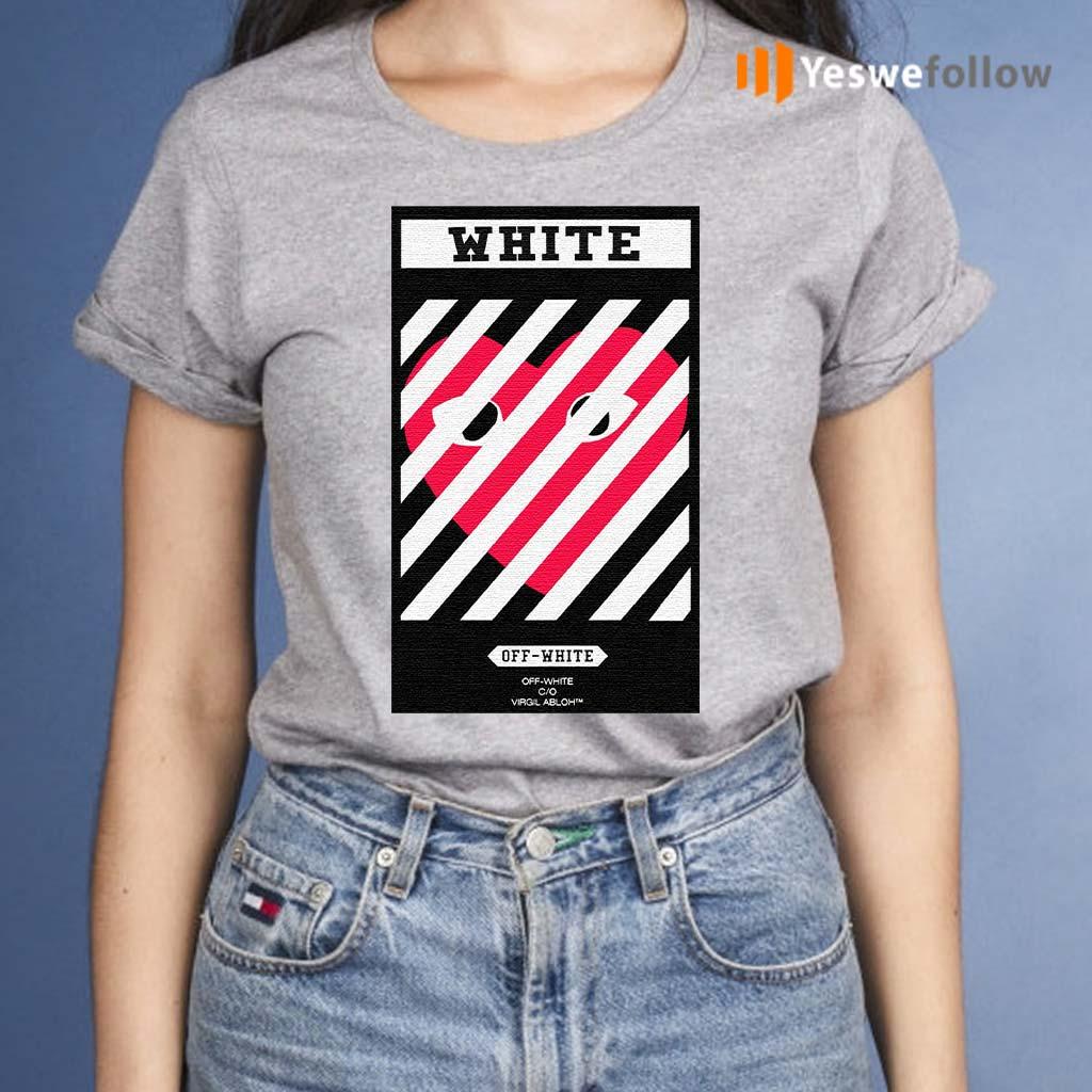 Off-White-T-Shirt