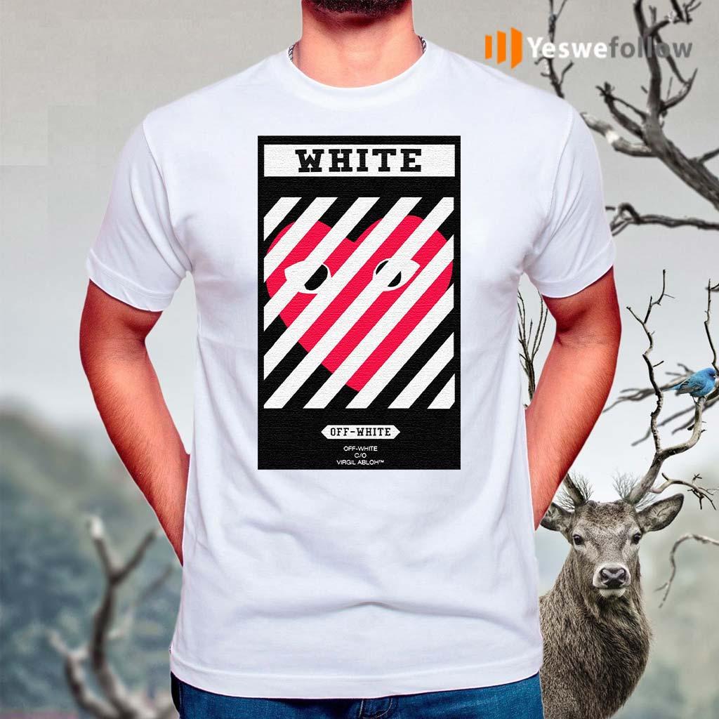 Off-White-T-Shirts