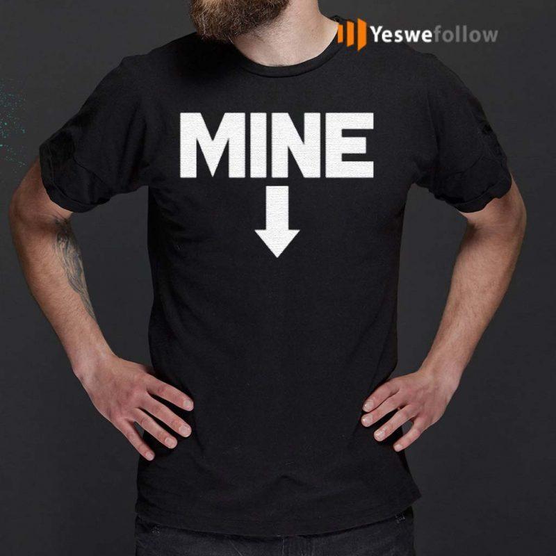 SNL-Leslie-Jones-MINE-Arrow-T-Shirt