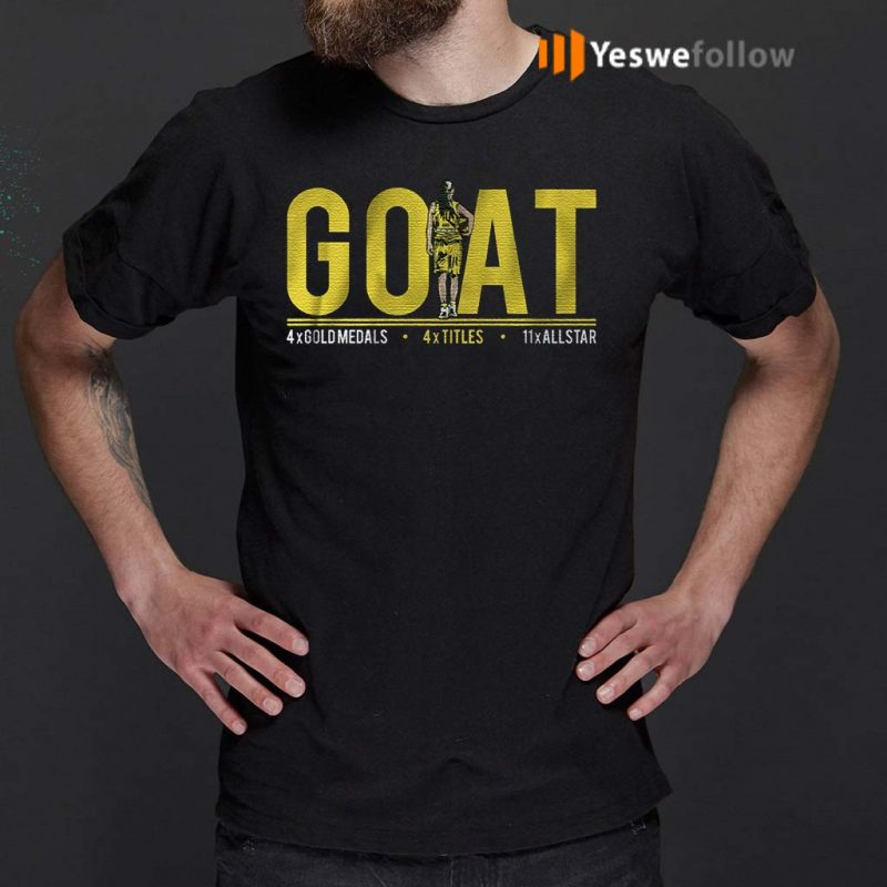 Sue-Bird-is-the-only-GOAT-t-shirt