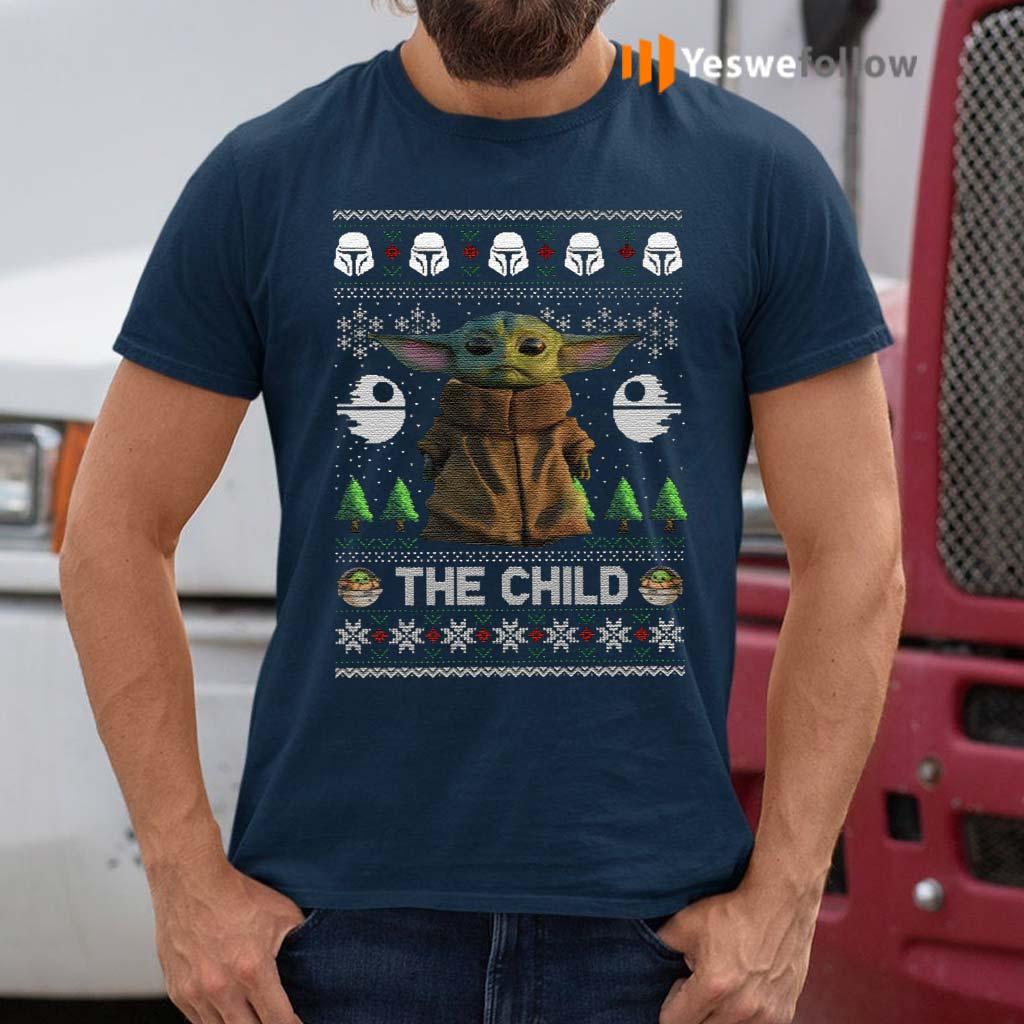 The-Child-Baby-Yoda-Ugly-Christmas-T-Shirts