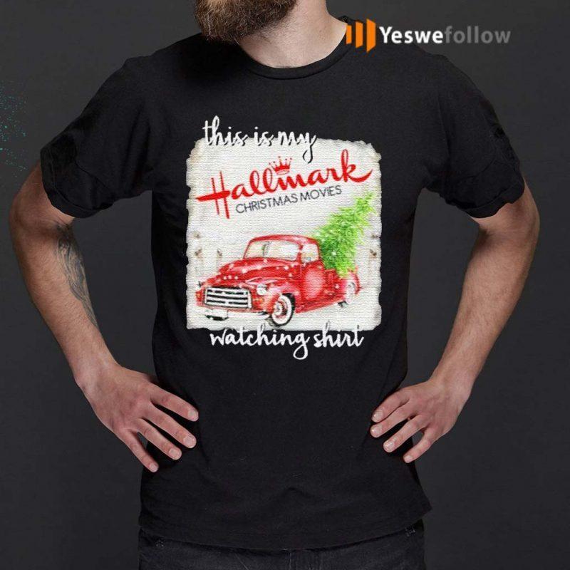 This-Is-My-Hallmark-Christmas-Movie-Watching-Shirt