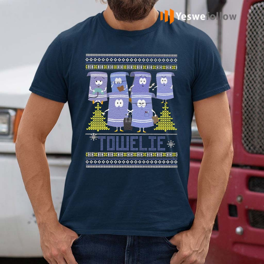 Towelie-Christmas-T-Shirt