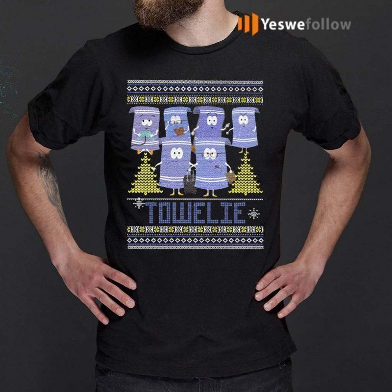 Towelie-Christmas-T-Shirts