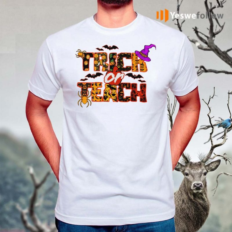 Trick-or-Treat-Funny-Teacher-Gift-T-Shirts