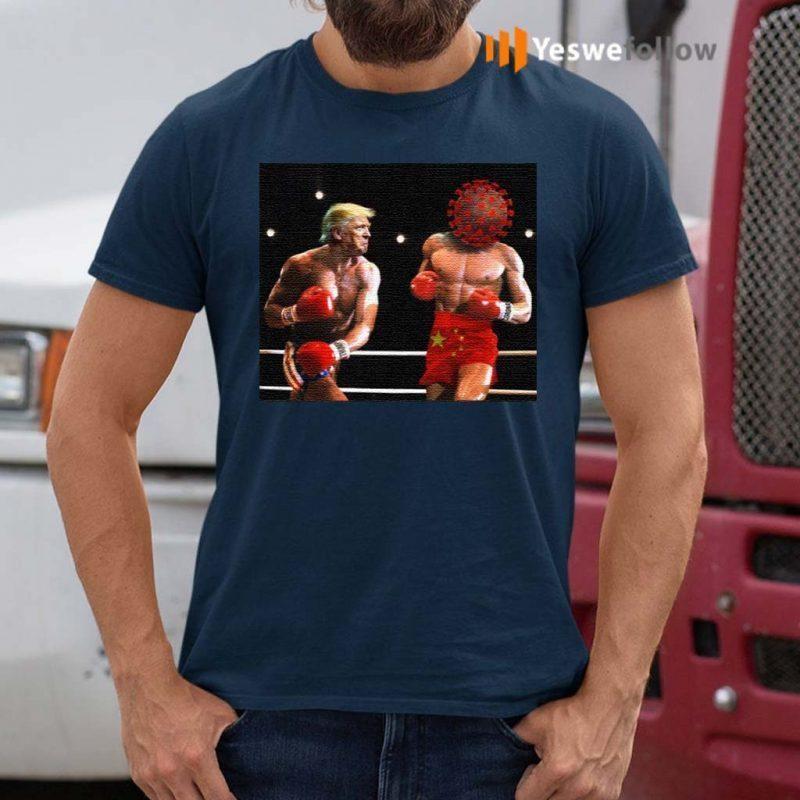 Trump-Again-Covid-19-China-T-Shirt