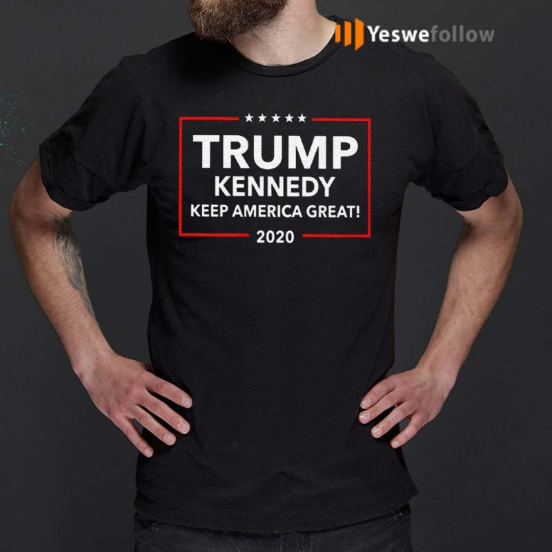 Trump-Kennedy-Keep-America-Great-2020-Shirts