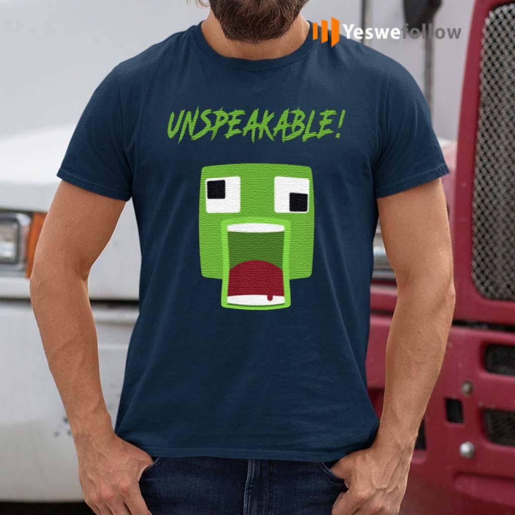 Unspeakable-T-Shirt
