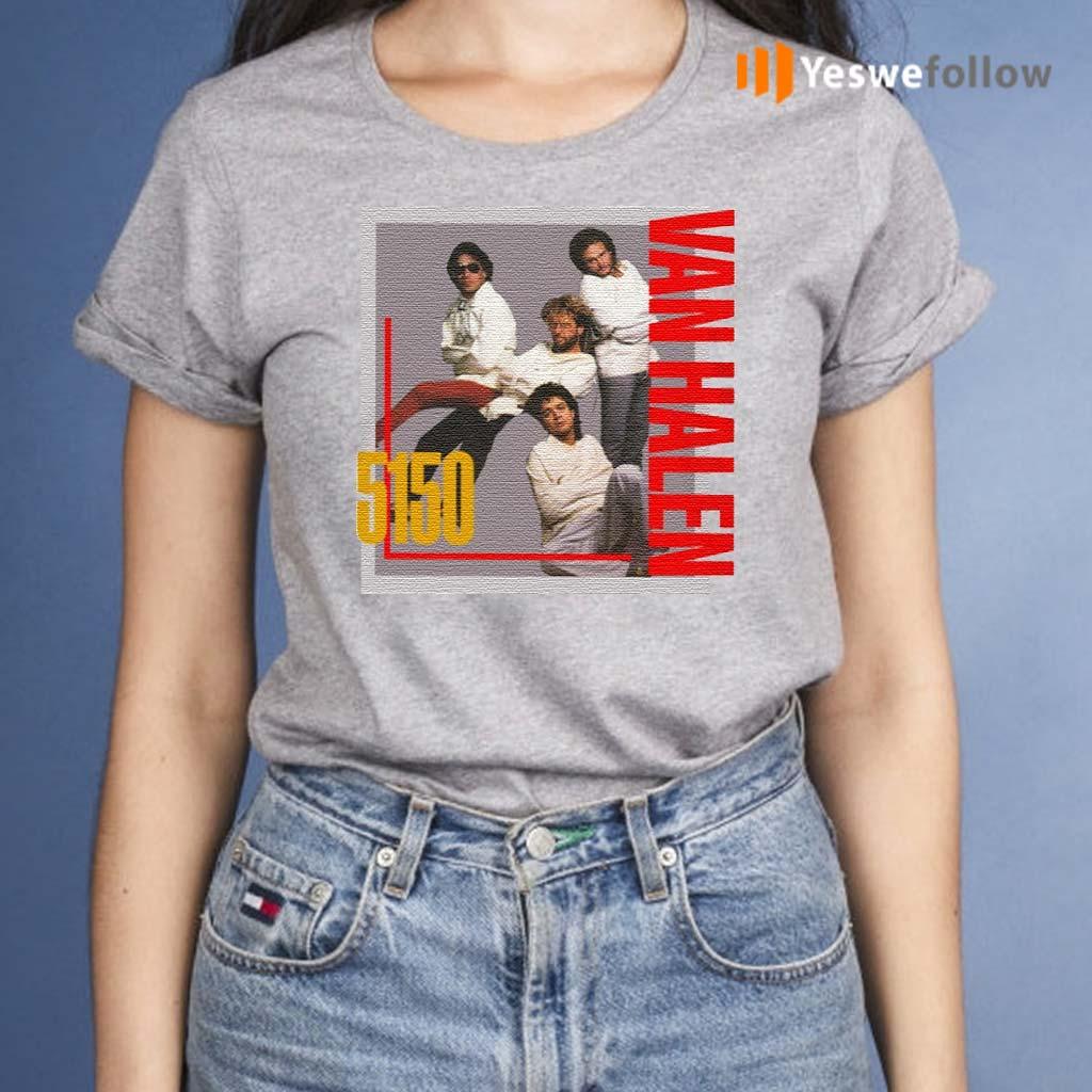 Van-Halen-5150-Shirt