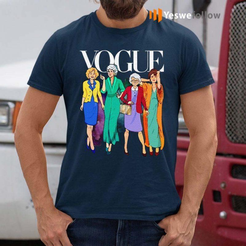 Vogue-Golden-Girls-T-Shirt