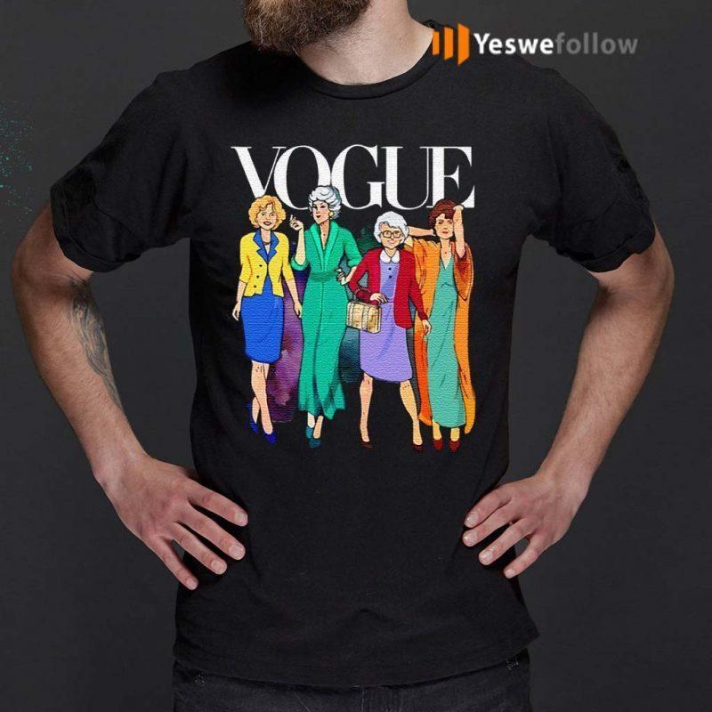 Vogue-Golden-Girls-T-Shirts