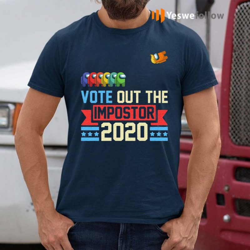 Vote-Out-The-Impostor-T-Shirt