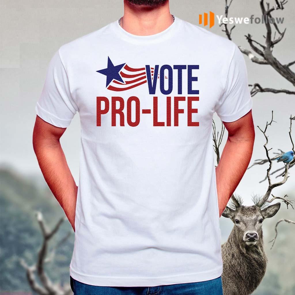 Vote-Pro-Life-T-Shirt