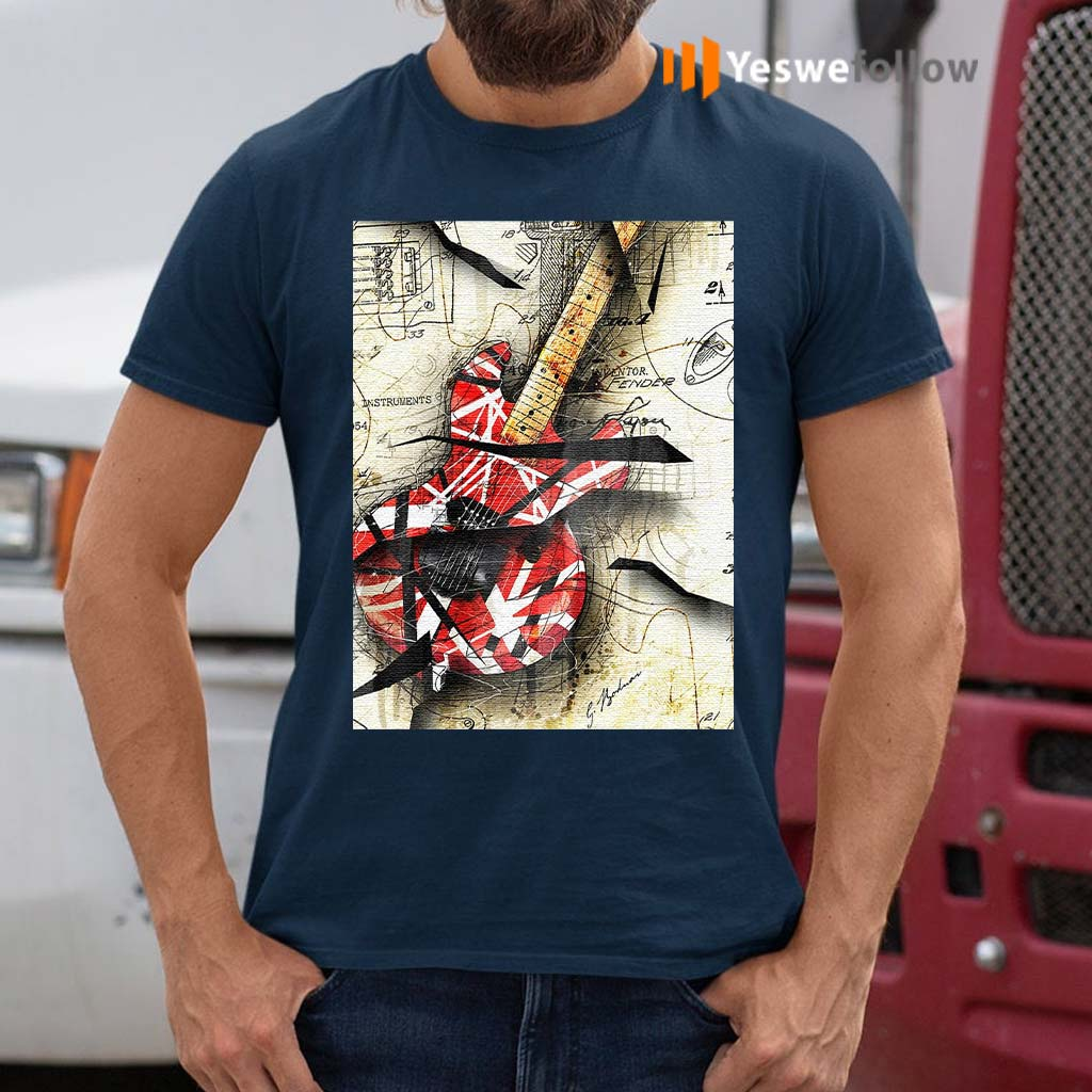 abstract-van-vintage-Graphic-T-Shirts