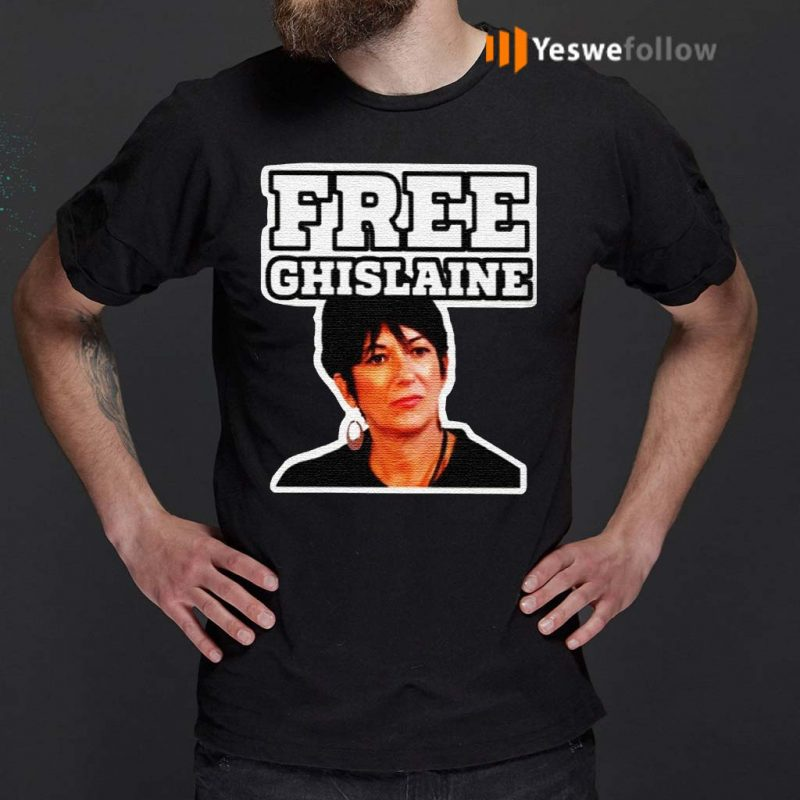 frees-ghislaine-shirt