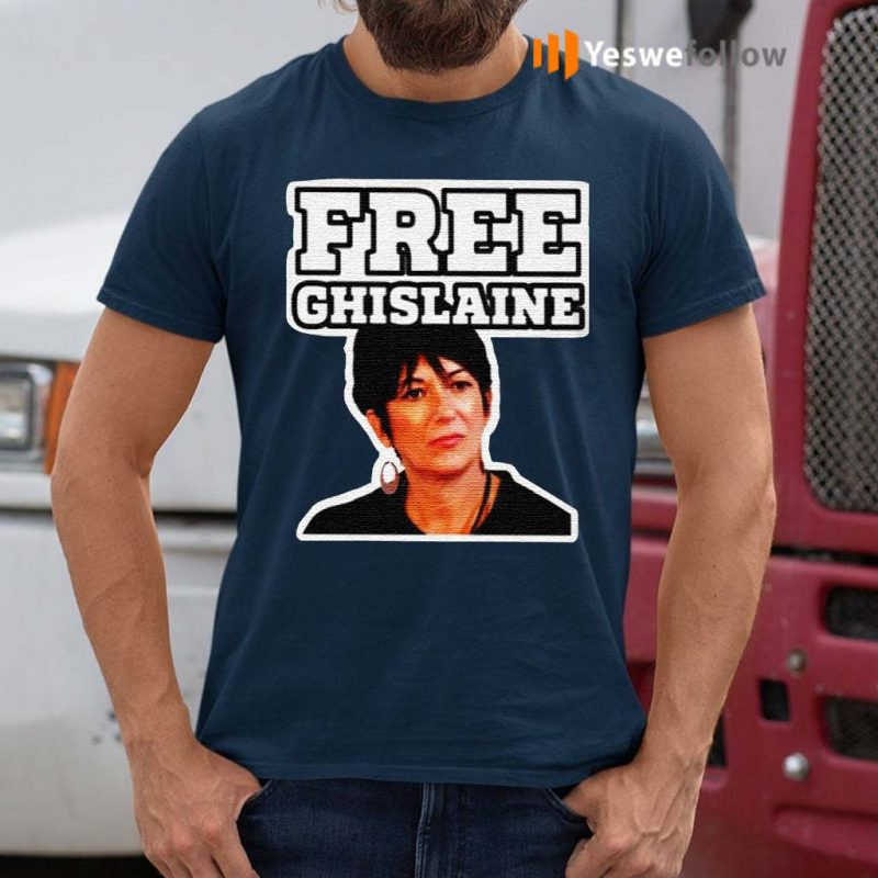 frees-ghislaine-shirts
