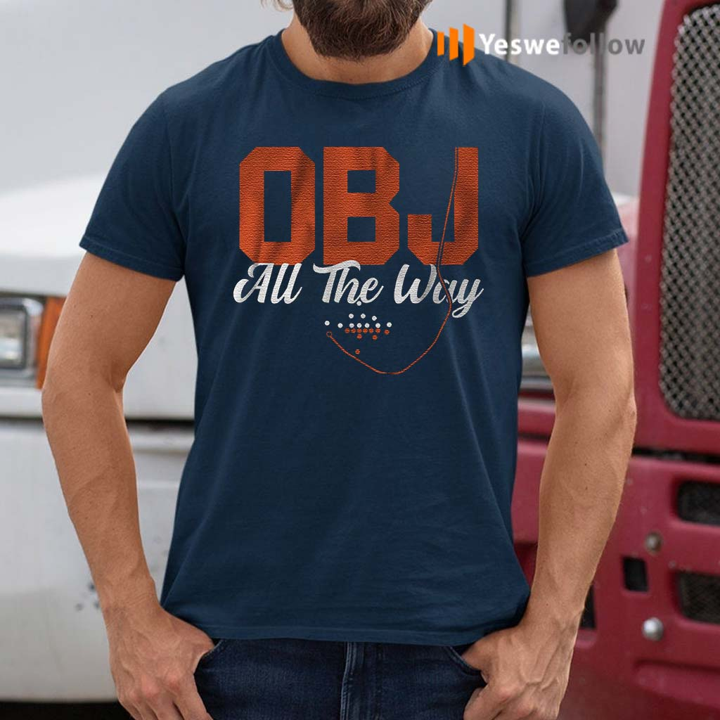obj-all-the-way-t-shirt