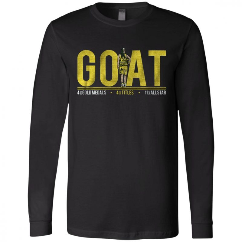 Sue Bird is the only GOAT t shirt